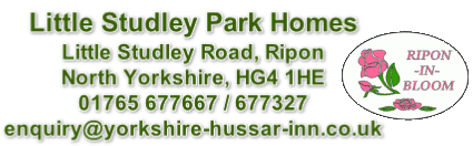 Little Studley Park Homes